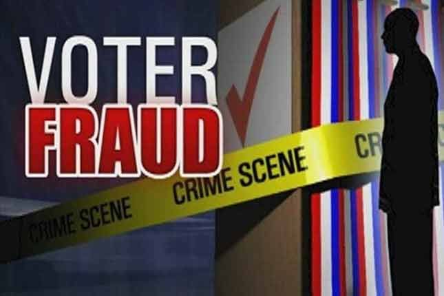 More Democratic VOTER FRAUD on a massive scale (VIDEO) #Dems #VoterFraud #Corruption #DonaldTrump #Trump #Trump2017 #MAGA  #PresidentTrump
