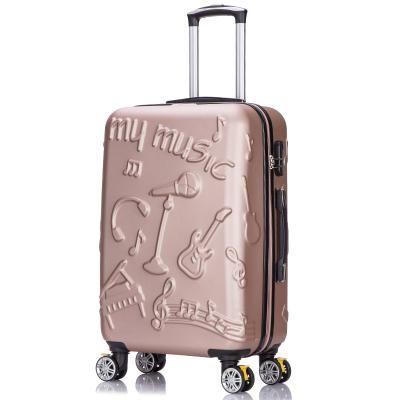 713f5aa2f Music Travel Luggage | Wish List | Travel bags, Trolley bags, Travel ...
