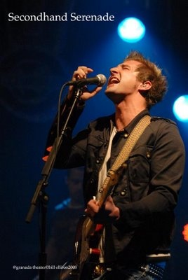 Secondhand Serenade: John Vesely