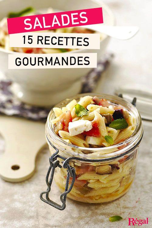 Découvrez nos salades de pâtes complètes à emporter partout avec vous ! Pour un pique-nique en famille, un déjeuner au bureau, ou tout simplement pour un repas gourmand et équilibré, régalez-vous avec nos recettes faciles à préparer. Au menu : penne aux aubergines grillées, fusilli aux olives et tomates cerises, vinaigrettes variées, farfalle au thon, ou encore orechiette à la mozzarella… Bon appétit !