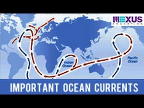 Important Ocean Currents - YouTube