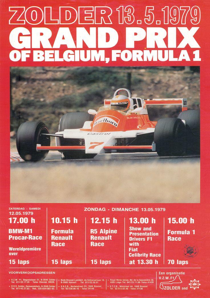 GP F1 1979 orig ZOLDER