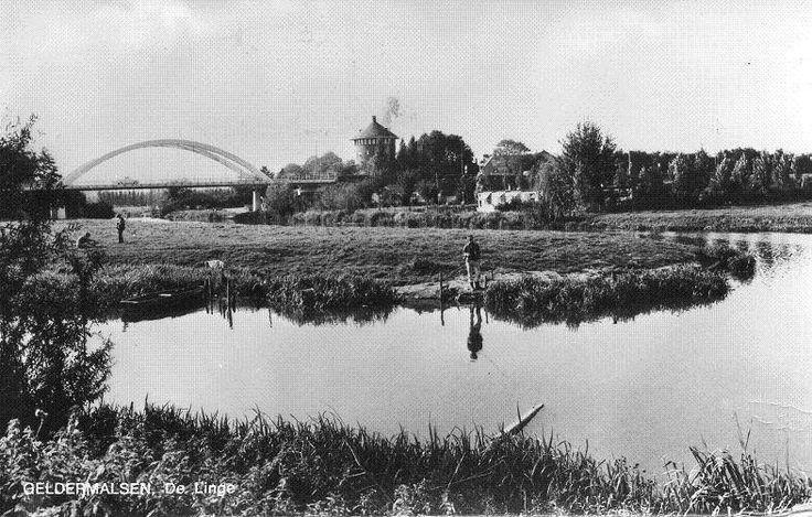 Linge Geldermalsen (jaartal: 1960 tot 1970) - Foto's SERC