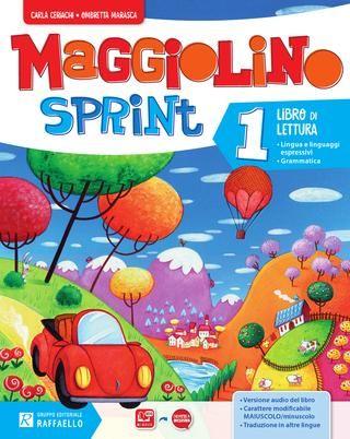 Maggiolino sprint - Classe 1 - Libro di lettura