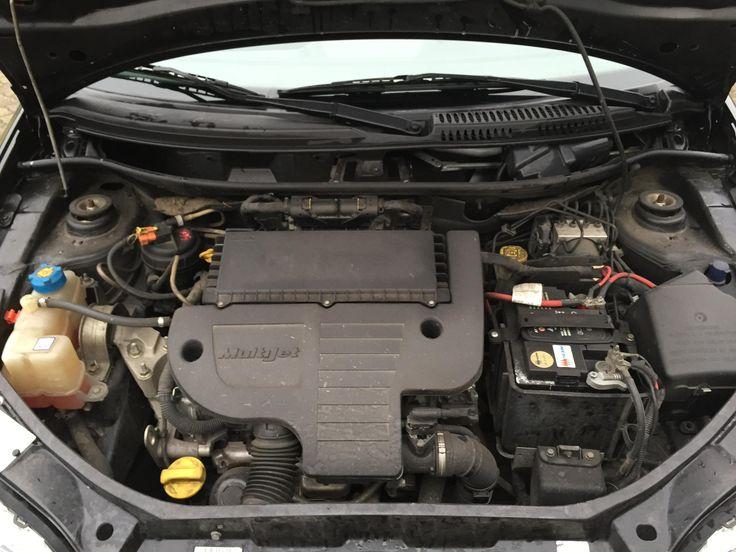 """www.fvauto.it 147.000 Km - 9/2007 Vettura in BUONE CONDIZIONI, interni perfetti, pneumatici estivi 40%, tagliando effettuato, radio cd ORIGINALE FIAT, cerchi in ferro, NO climatizzatore, vetri elettrici, chiusura centralizzata, servosterzo """"CITY"""", sedile guida regolabili in altezza. Motore con consumi da record oltre 25km/lt!! Si valutano permute, garanzia fino a 60 mesi con percorrenza illimitata, finanziabile per l'intero importo. www.fvauto.it"""