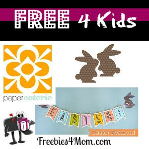 Printable Easter Banner http://freebies4mom.com/2013/03/12/easter-printable/