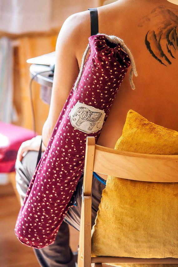 Eco friendly YOGA MAT BAG for standart yoga mat by zoomarketnu