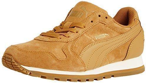 Oferta: 60€. Comprar Ofertas de Puma ST Runner SD - zapatilla deportiva de piel Unisex adulto, color marrón, talla 37 barato. ¡Mira las ofertas!