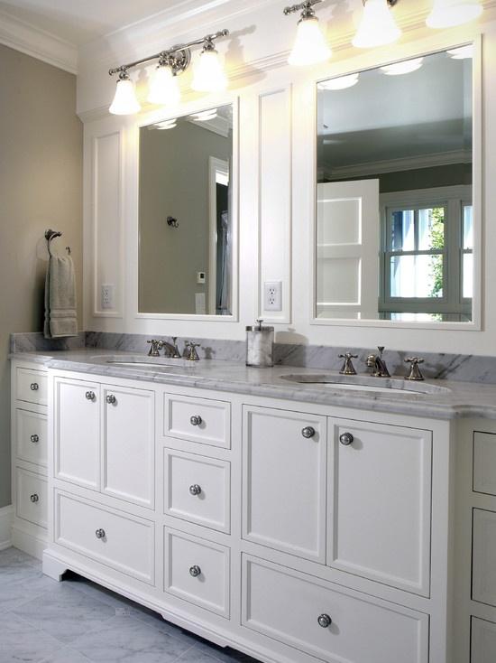 White Bathroom Cabinet Ideas | 134 Best Backup Bath Ideas Images On Pinterest Bath Ideas Bath