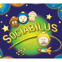 Sociabilus est un programme d'entraînement aux habiletés sociales présenté sous forme de jeu de société qui s'adresse à tous les jeunes âgés de huit ans et plus. Simple et facile à jouer, Sociabilus est également adapté aux jeunes ayant une déficience intellectuelle ou un trouble envahissant du développement.