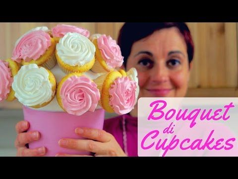 Come fare la Glassa Frosting per decorare i Cupcakes con 5 ricette facili e veloci - YouTube