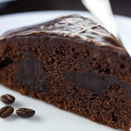 Chocolate Dump Cake Recipe - seems easy enough!