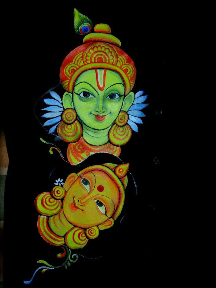 25+ best ideas about Krishna painting on Pinterest | Radha ...  25+ best ideas ...