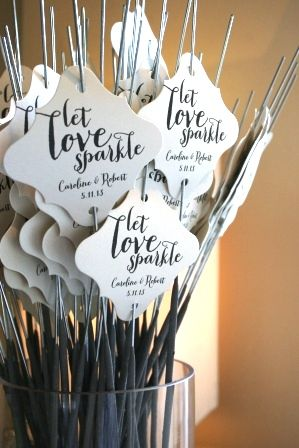 Let Love Sparkle. This could be a fun party idea for many occasions. http://emfl.us/X_Ed #ProvenWinners #weddings