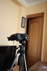 Estudio termográfico y Test de Blower Door. Marzo 2013