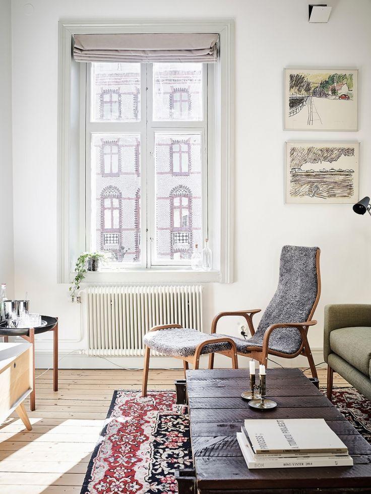 Vintage interior - Roomed