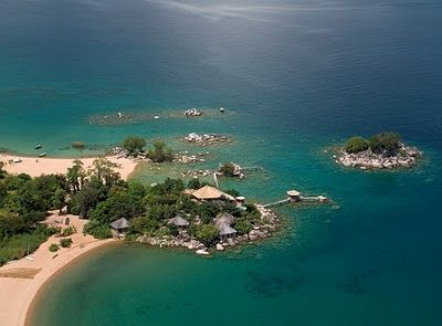 Lake Malawi (also known as Lake Nyasa in most countries; 2,316 ft  or 706 m), is an African Great Lake and the southmost lake in the Great R...