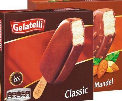 Gelatelli ice cream - Lidl