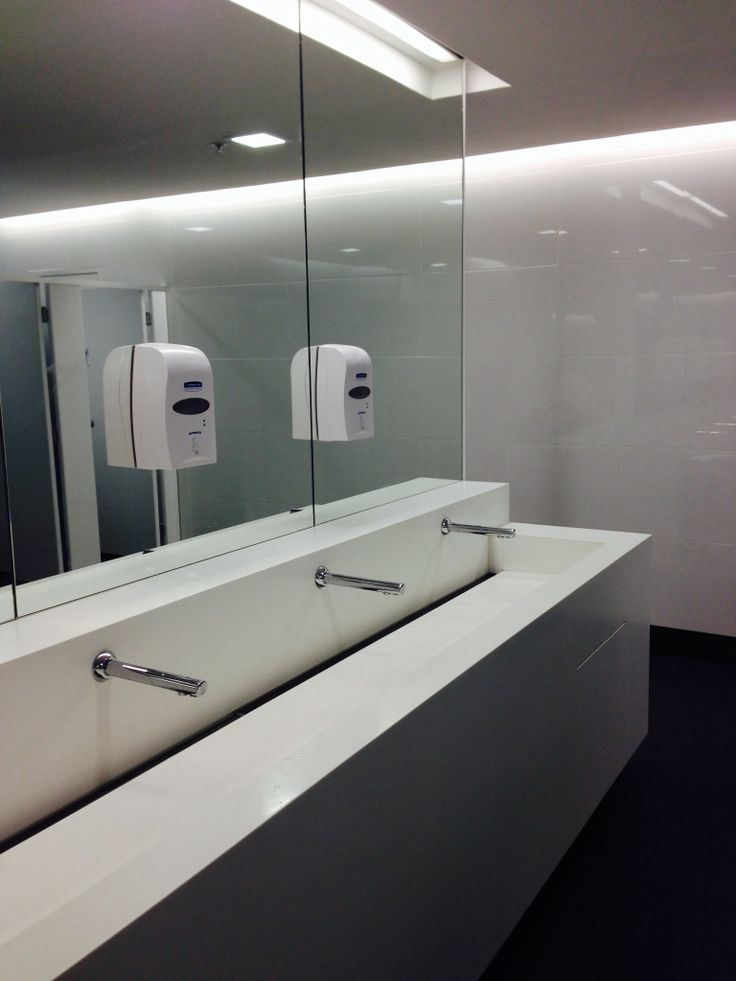 Wellington Airport Washrooms In 2019 Washroom Trough