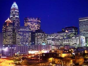 My Hometown!!!Downtown Charlotte North Carolina-I want to come back home!