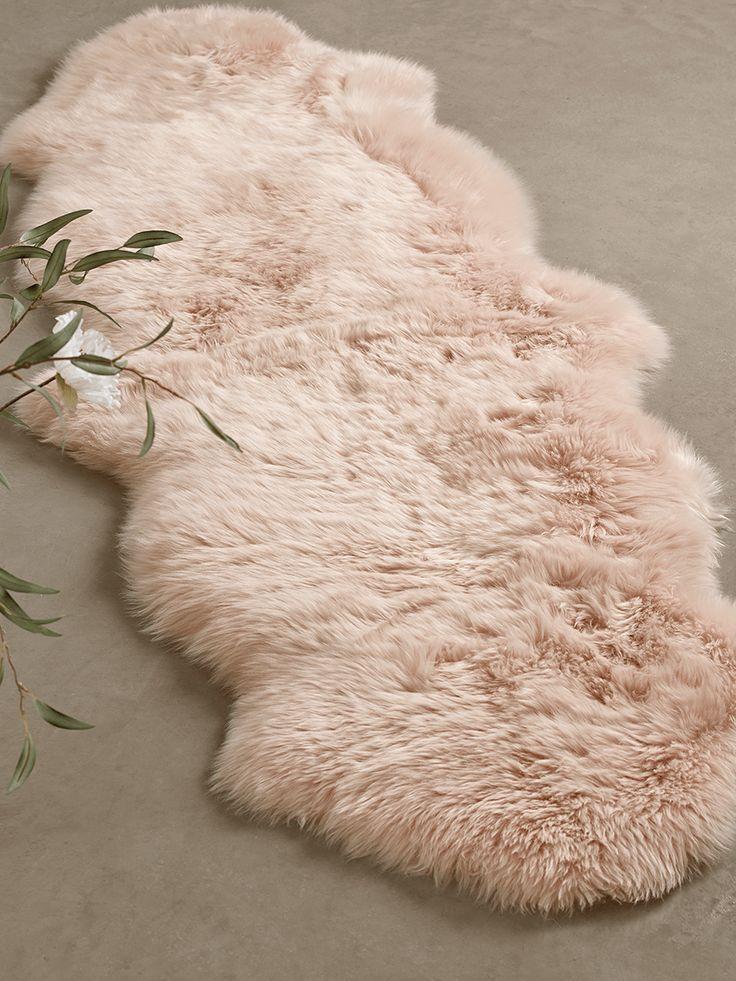 Pin On Pink Sheep Skin