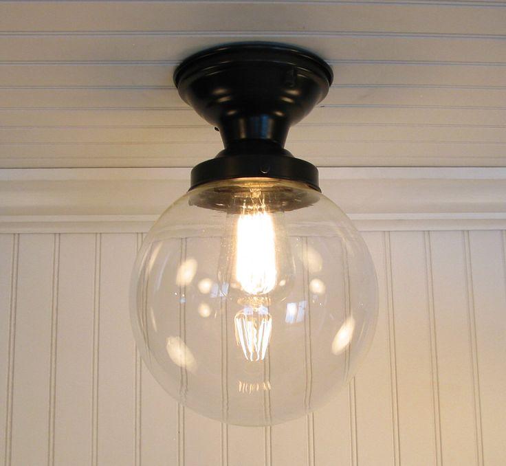Biddeford. Glass Lighting SEMI-FLUSH Ceiling Light Fixture by LampGoods on Etsy https://www.etsy.com/uk/listing/118079060/biddeford-glass-lighting-semi-flush
