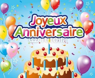 images joyeux anniversaire gratuites - Google Search