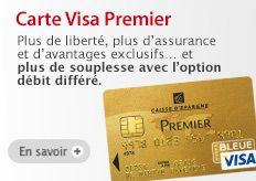 Banque et Assurances - Caisse d'Epargne