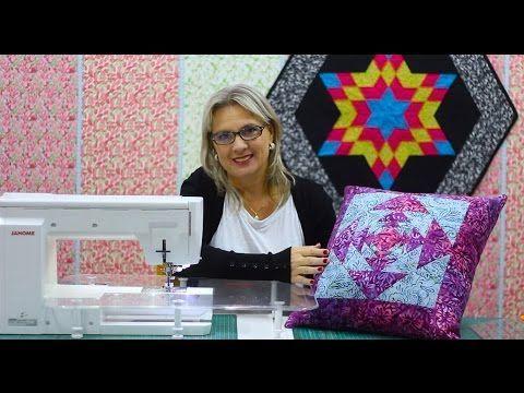 Dica de Sexta - Brincadeira Com Tiras (Tutorial Patchwork) e Novo Sorteio com Patricia Muller - YouTube
