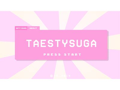 An intro I did for a Korean pop and drama related youtuber.  They wanted a pastel-VHS-styled-game-menu-intro.  My commission info