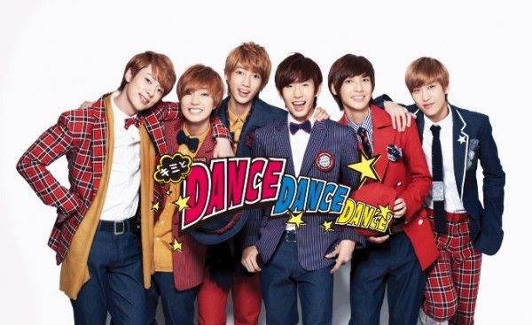 """Boyfriend releases PV's for """"Dance Dance Dance"""" and """"MY LADY"""", places 2nd on Oricon Chart"""