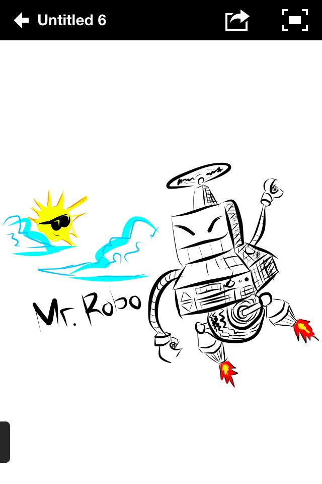 Mr Robo *adobe ideas
