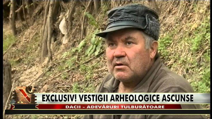 EXCLUSIV! VESTIGII ARHEOLOGICE ASCUNSE