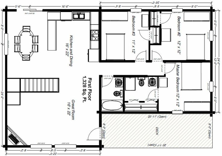 Small Cabin Floor Plans Small Log Cabin Floor Plans And