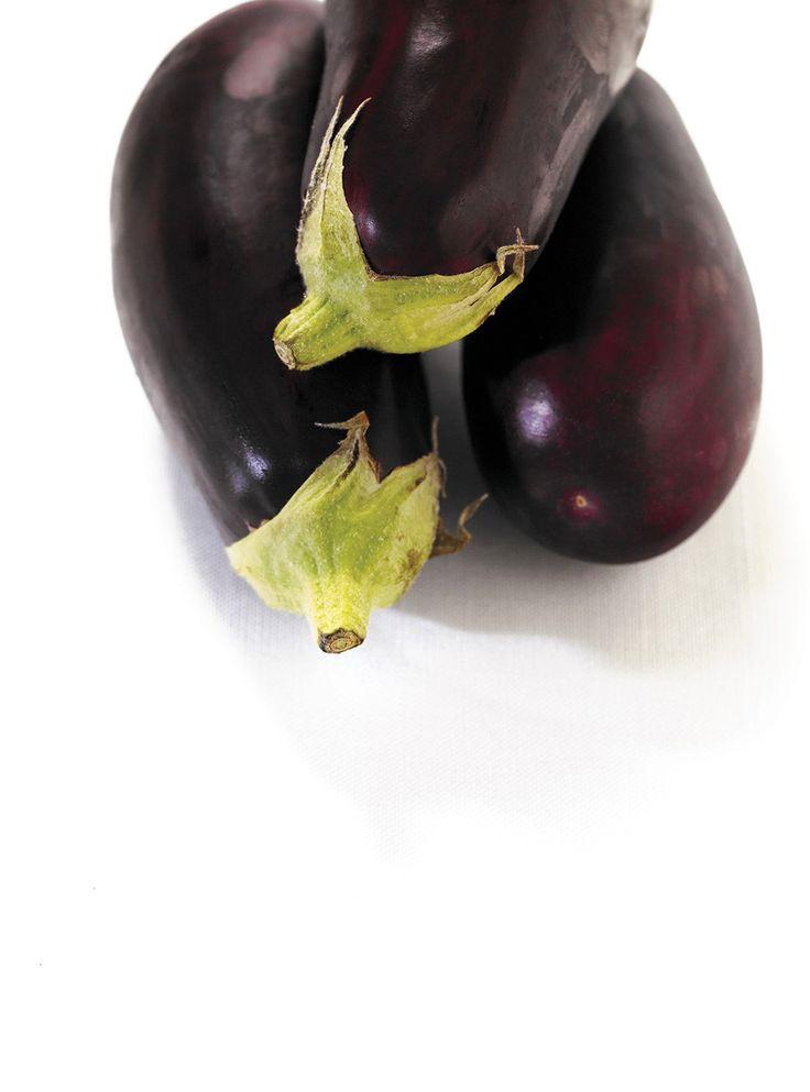 Ricardo's recipe : Steven Raichlen's Argentinian-Style Grilled Eggplants