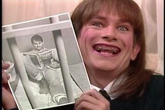 Melanie - Mark McKinney did the best teen girls.