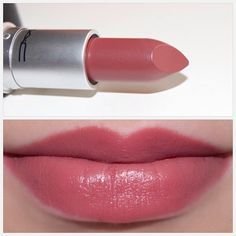 MAC Amplified-finish lipstick in Fast Play