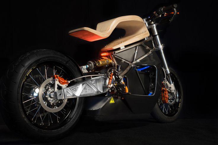 Essence Motocycles - (VIDEO) La moto électrique E-Raw donne naissance à une marque, révèle sa fiche technique - TechVehi
