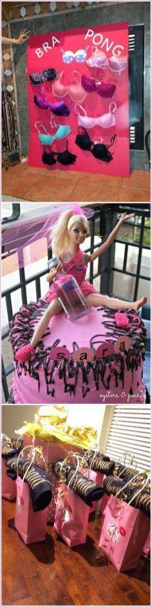 Fun bachelorette party decor ideas 19