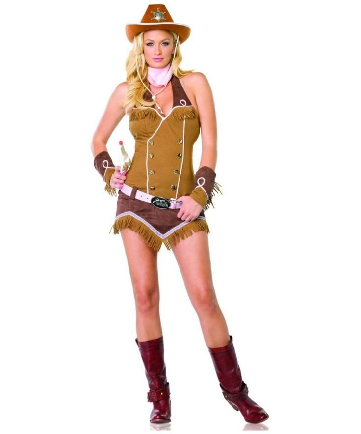 Cowgirl Costumes Cowgirl Halloween Outfit