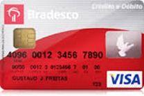 Cartão Visa Bradesco