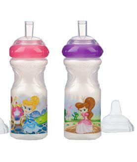 botellas de aprendizaje Nuby