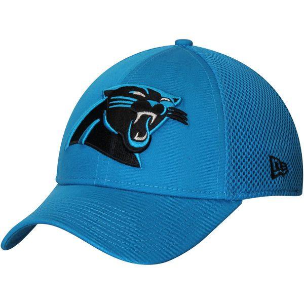Carolina Panthers New Era Mega Team Neo 39THIRTY Flex Hat - Blue - $24.99
