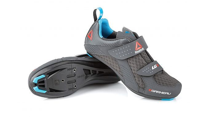 Garneau and Reebok collaborate on indoor cycling shoe