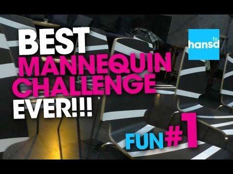 BEST mannequin challenge altijd!! zo goed!!
