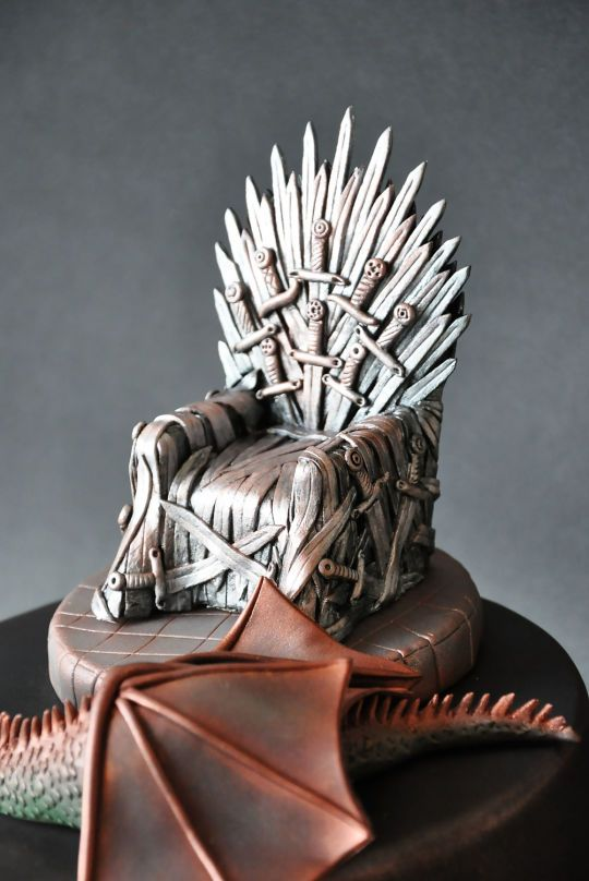 202 Best Images About Game Of Thrones Cakes On Pinterest