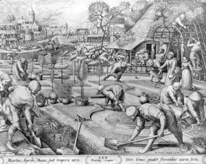Spring 1500s  Follower of Pieter the Elder Bruegel