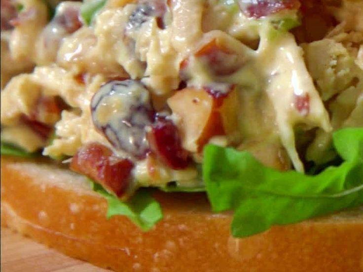 Best 25 jamie deen ideas on pinterest food network cornmeal curried chicken salad sandwiches forumfinder Gallery