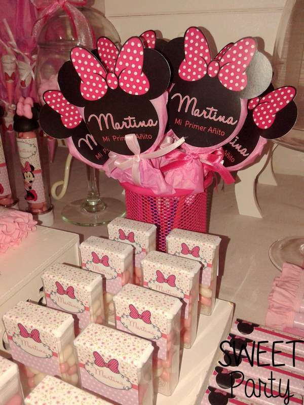 Ideas Para Decorar Cumplea Ef Bf Bdos Minnie Mouse