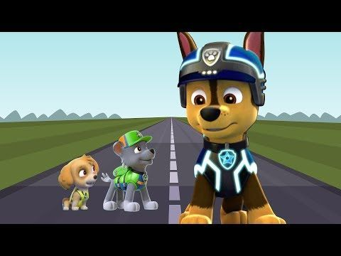 ᴴᴰ Paw Patrol Full Episodes | Pups Save Rocky Turn Into Giant Funny Story | Animation Movies For Kid - YouTube